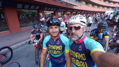 Dynamo Neubau - Milano - SanRemo. 47. Gran Fondo Internazionale