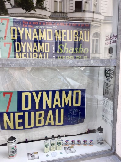 Dynamo Neubau - DN7 Showcase